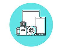 Icons & Illustrations