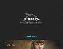Pictoday Web Design