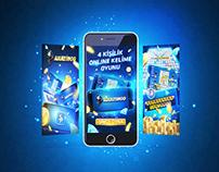 Mobile Game Banner