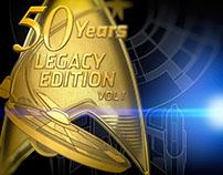 Star Trek 50 Years Legacy Edition