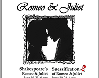 Newspaper Advertisement for Theater Play