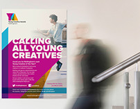 Young Creative Awards branding