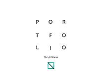 Shruti Nivas portfolio 2017