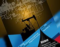 Chevron Company Infographic