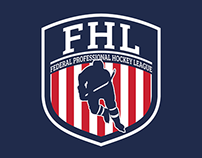 Official Federal Hockey League Rebrand