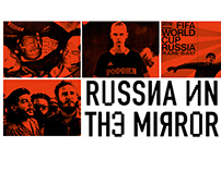 RUSSIA IN THE MIRROR - RUSSИA ИN THЭ МIЯROR
