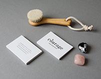 Courage Naturkosmetik Branding