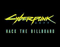 Hack the Billboard | Cyberpunk 2077