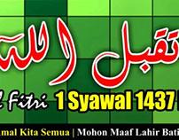 Banner Lebaran Idul Fitri 1437 2016 3