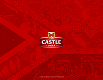 Castle Lager Heritage Day Flag Initiative
