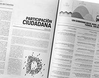 Periódico Buen Gobierno. Presidencia de la República.