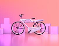 YOLO bike - speculative design concept