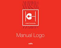 Hotel Concordia Manual Logo