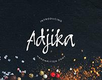 Adjika Typeface