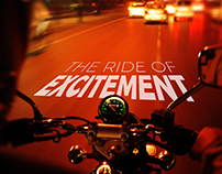 RIDE OF EXCITEMENT - Expression Short Film