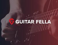 Guitar Fella rebrand