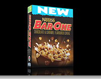 BarOne Cereal Launch 2015