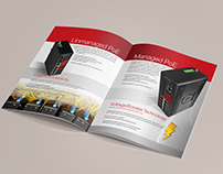 Product Booklet for Power Over Ethernet Switches