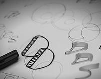 Logo for Design Degree Show (DDS) 2016