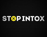 Stop Intox website