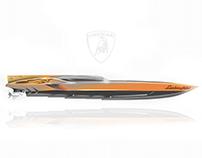 Powerboat Lamborghini | Concept Prototype
