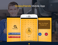 GressyHands Mobile App