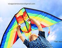 Vizag Kite Fest 2k18 Poster