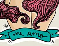 Me amo-Ilustración