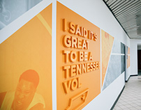 University of Tennessee: Arena Dining Lobby