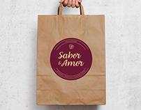Sabor & Amor | Nova Identidade Visual