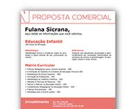 Proposta Comercial para INE