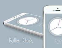 Pulliar Clock