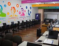 Colégio São Carlos | Sinalização