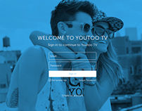 Youtoo Social TV Refresh Web | Mobile