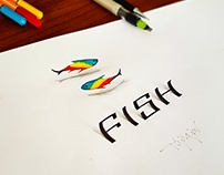 3D Calligraphy and Lettering / Part-7