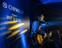 Chivas18 'The Scene' Event Film