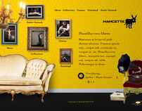 Mancetta Flash Site