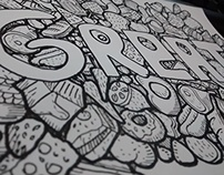 Doodle Great eat - Wilmai