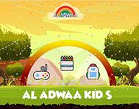 AL-Adwaa kids App
