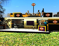 Harley - Davidson Container Cafe'