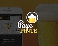 Paye Ta Pinte | MOBILE APP