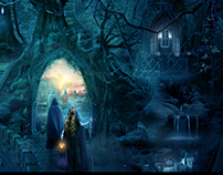 Farewell to Lothlorien