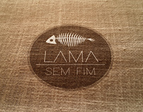 Logo and hotsite - Lama sem fim