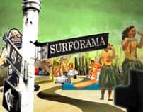 Surforama. Promo animation