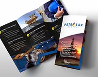 Petrosar Sarawak Fliers Design