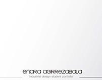 Enara Agirrezabala's Portfolio