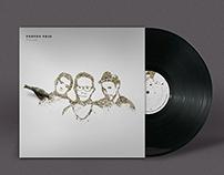 "Vestbo Trio ""Bird Seeds"" Vinyl Branding"