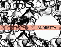 A book on  'ANDRETTA'
