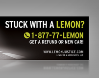Lemon Justice Billboard