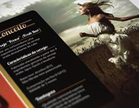 Vadia Beer [Booklet + Business Card]